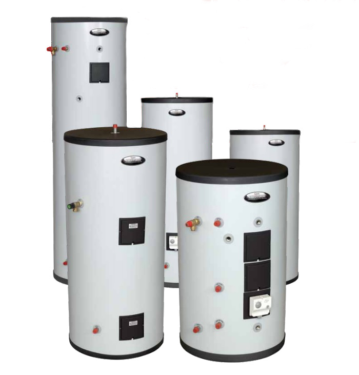 Unvented Hot Water Cylinders - Thermsaver