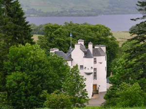 16th Cenury Scottish Castle